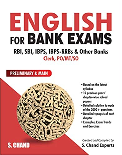English for Bank Exams